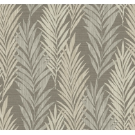 Tropical Textured Leaves Maya Wallpaper