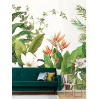 Naples Palm Daisy Bennett Anthology Mural