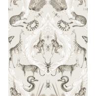 Menagerie Bazaar Wallpaper