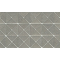 Dazzling Diamond Sisal Geometric Resource Library Wallpaper