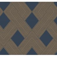 Beveled Edge Geometric Resource Library Wallpaper