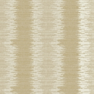 Weave Stripe Metallic FX Wallpaper