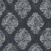 Damask Metallic FX Wallpaper