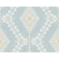 Charleston Classical Trellis Wallpaper