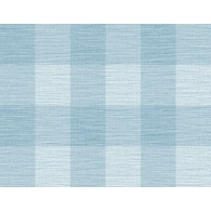 Rugby Gingham Lillian August Luxe Retreat Wallpaper