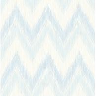Regent Flamestitch Stringcloth Lillian August Luxe Retreat Wallpaper