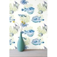 Oceanna Daisy Bennett Anthology Wallpaper Room Setting