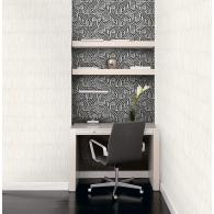 Nambiti Imprint Wallpaper Room Setting