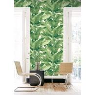 Paradisio Palm Daisy Bennett Anthology Wallpaper Room Setting