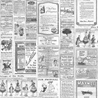 Newspapers Nostalgie Wallpaper