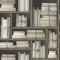 Natural Books Nostalgie Wallpaper