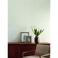 Labyrinth Geometric Resource Library Wallpaper Room Setting