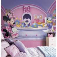 Minnie Fashionista Pre-Pasted XL Wallpaper Mural