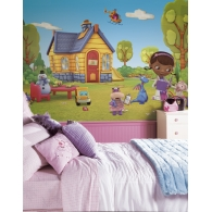 Doc McStuffins XL Sized Wallpaper Mural
