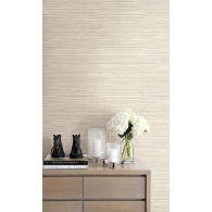 Grasscloth 2 Grasseffects Wallpaper Room Setting