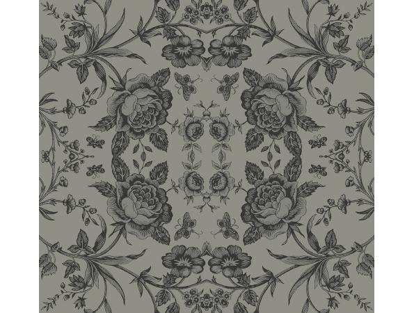 Rose Kaleidoscope Wallpaper