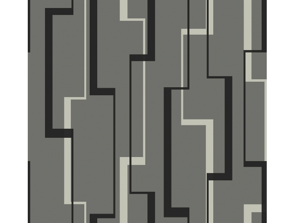 Large Geometric Wallpaper