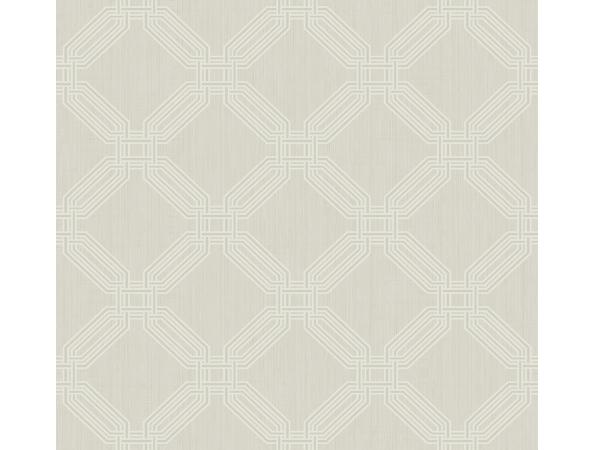 Interlocking Octagons Wallpaper