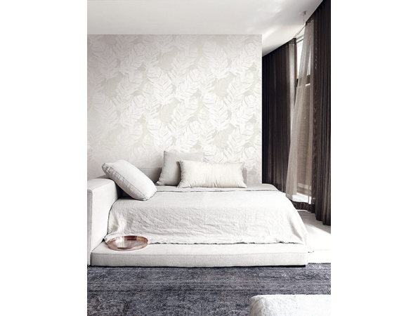 Feathers Wallpaper Room Setting