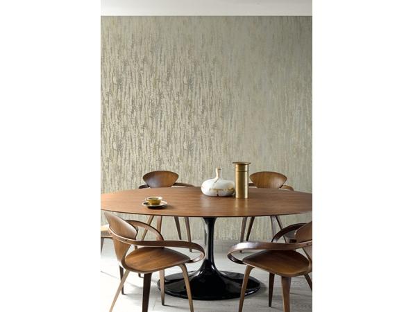 Bark Crackle Canvas Textures Wallpaper Room Setting