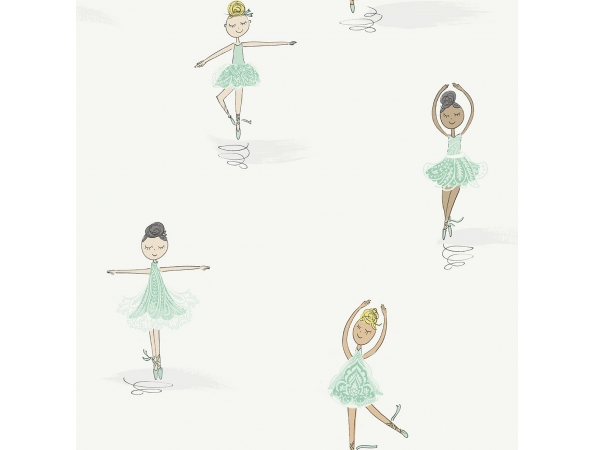 Ballerinas Playdate Adventure Wallpaper