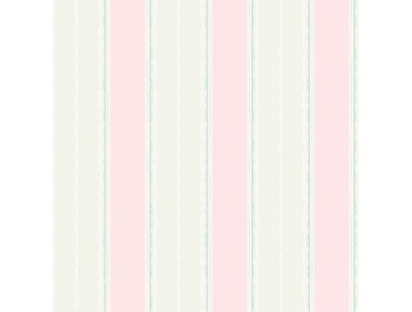 Frills Stripe Playdate Adventure Wallpaper