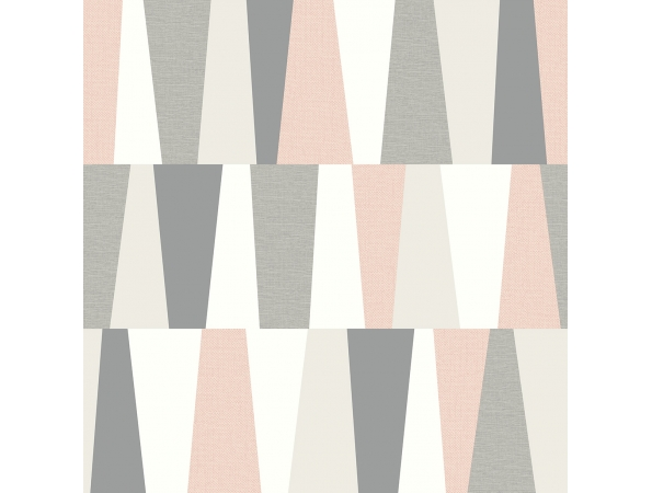 Stripe Geometric Mod Geo Wallpaper