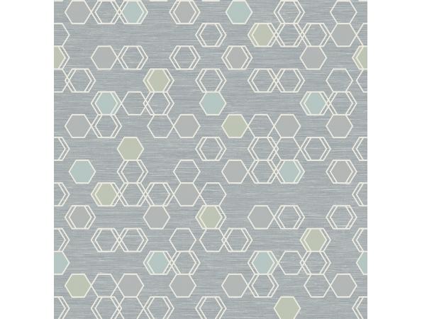Honeycomb Geometric Mod Geo Wallpaper