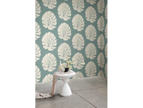 Bali Leaf Aviva Stanoff Wallpaper Room Setting