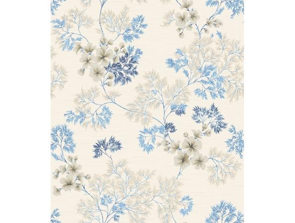 Flora Barclay Butera Wallpaper