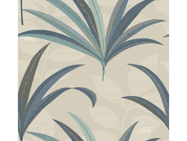 El Morocco Palm Antonina Vella Deco Wallpaper