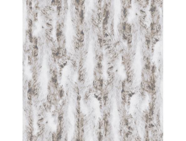 Chinchilla Fur Organic Textures Wallpaper