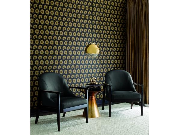 Coco Bloom Antonina Vella Deco Wallpaper Room Setting