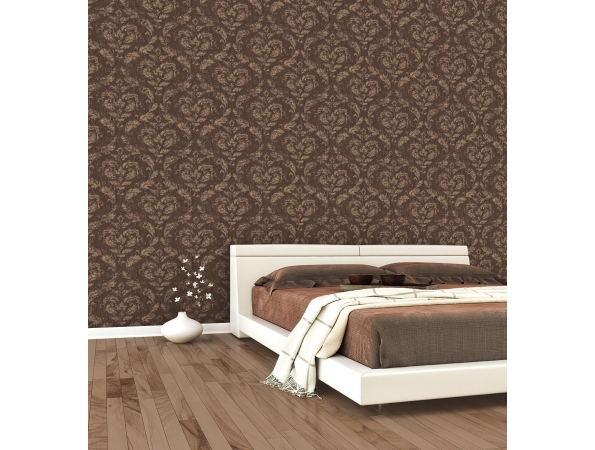 In Lay Ambiance Wallpaper Room Setting