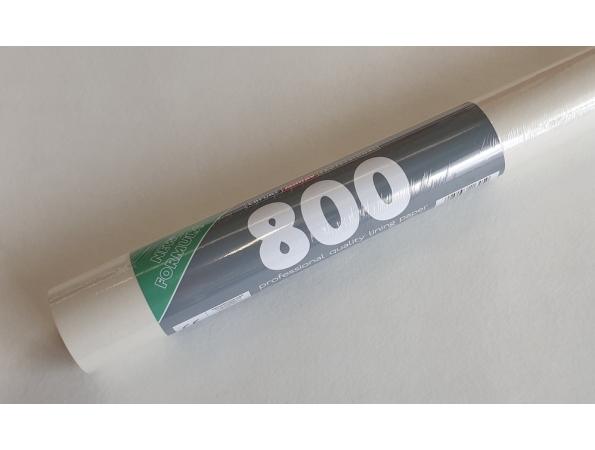 Pro 800 Single Lining Paper