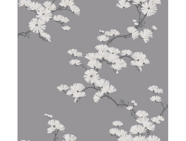 Chinoiserie Tree Paper & Ink Wallpaper