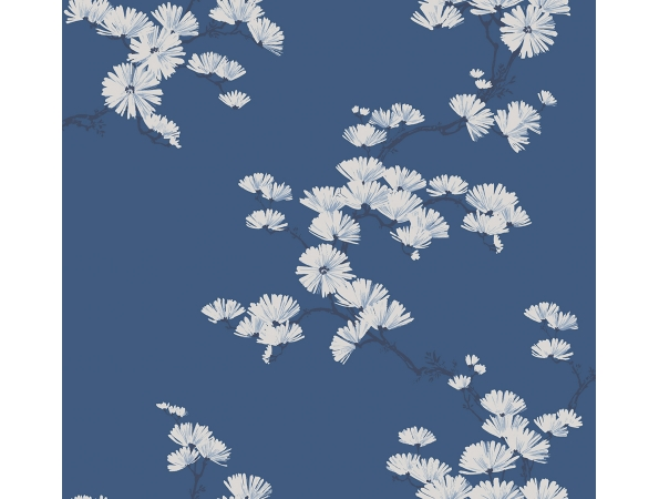 Chinoiserie Tree Paper & Ink Wallpaper (NGW)