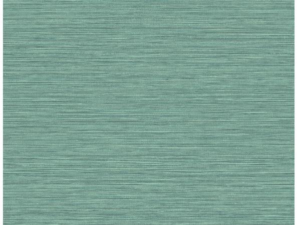Aqua Faux Grasslands Texture Gallery Wallpaper