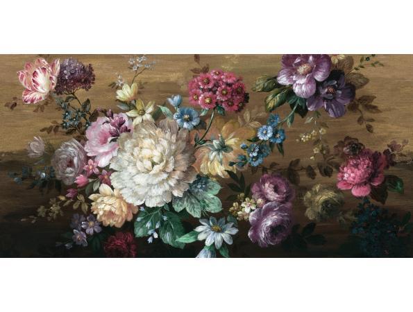 Florabunda Charleston Mural