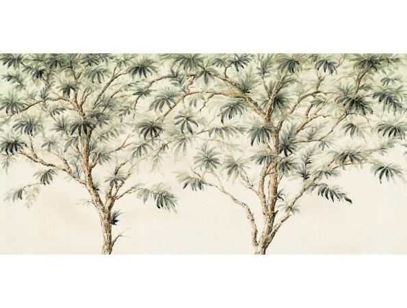 Tree Canopy Charleston Mural