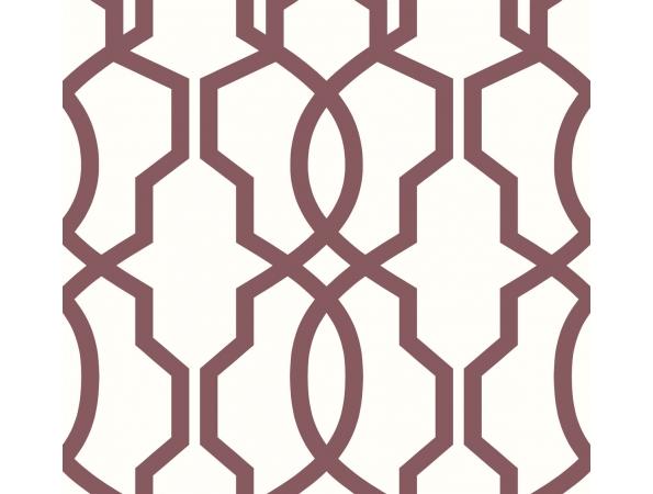 Hourglass Trellis Geometric Resource Library Wallpaper