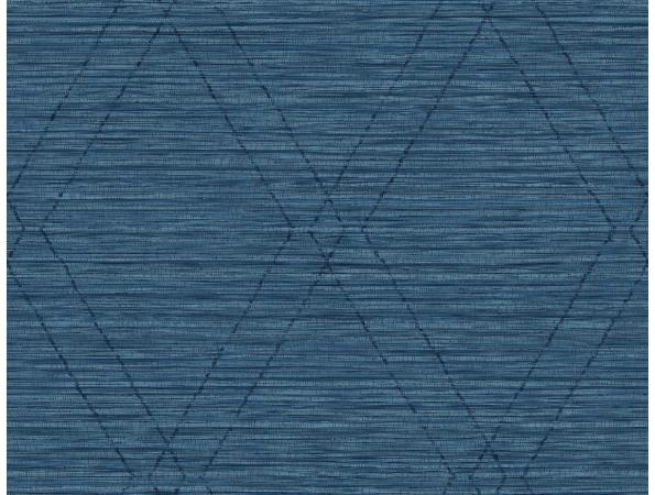 Charleston Diamonds Wallpaper