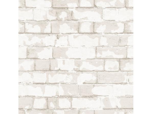 Brick Wall Nostalgie Wallpaper