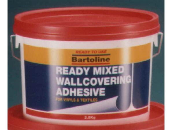 Bartoline 2.5kg Vinyl Premixed Adhesive