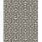 Greek Key Brownstone Wallpaper